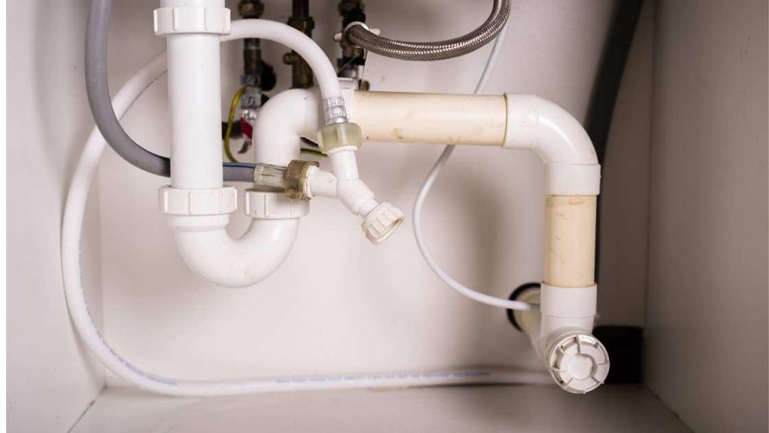 Fuite canalisation eaux usées