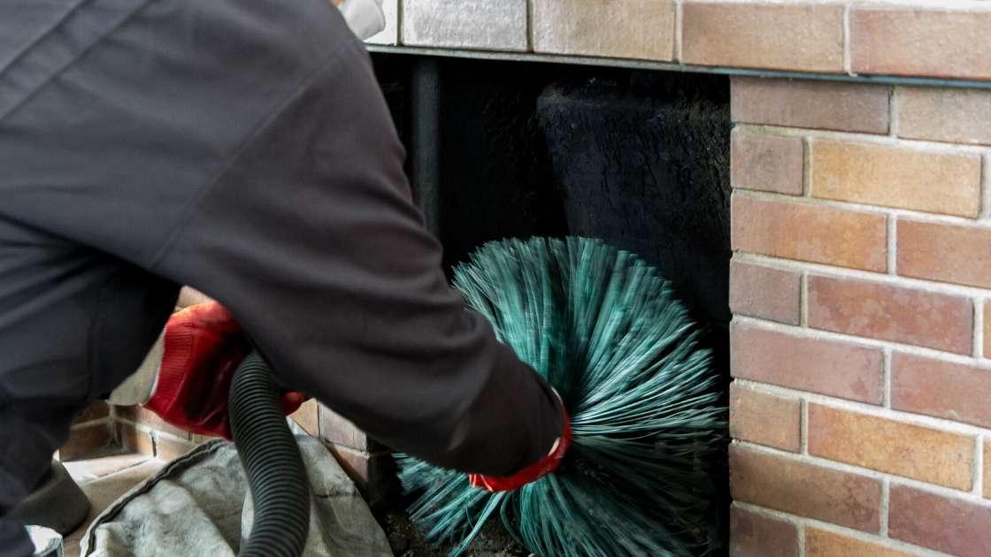 Ramonage cheminée